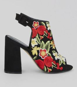 black-suedette-floral-embroidered-peep-toe-heels